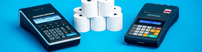 Kasy fiskalne i drukarki - systemy sprzedaży